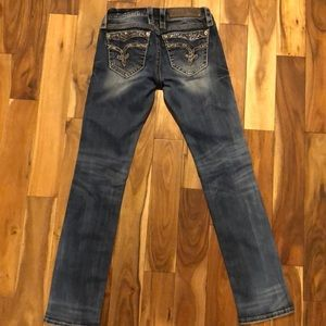 Rock Revival Jeans - Rock Revival Vivian straight Jean